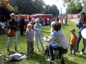 Antwerpen Stadspark juni 2012